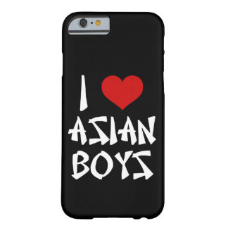 I Love Asian Boys iPhone 6/6s Barely There iPhone 6 Case