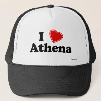 I Love Athena Trucker Hat