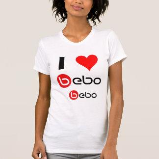 i love bebo T-Shirt