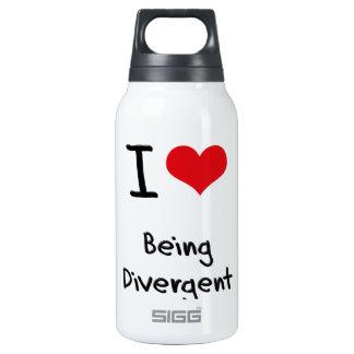 I Love Being Divergent