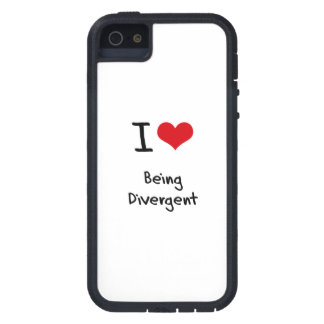 I Love Being Divergent Case For iPhone 5