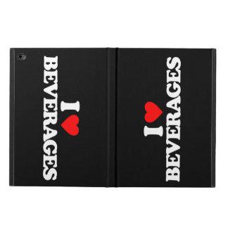 I LOVE BEVERAGES POWIS iPad AIR 2 CASE