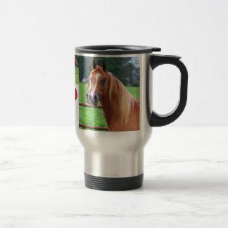 I Love BOGO Colts Travel Mug 1