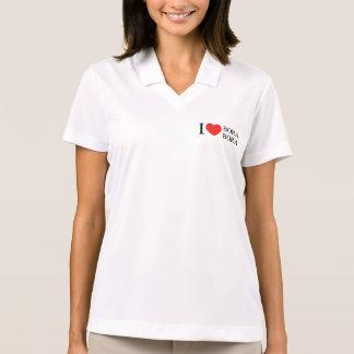 I [LOVE] Bora Bora Polo shirt