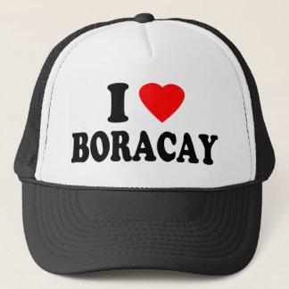 I Love Boracay Trucker Hat