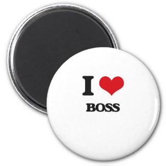 I love Boss Magnets