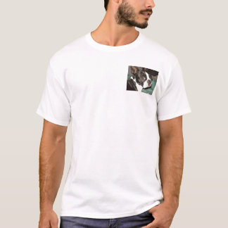 I love boston terrier! T-Shirt