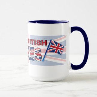 I love British blokes Mug