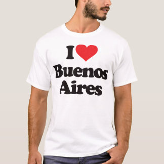 I Love Buenos Aires T-Shirt