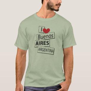 69e2a51f1a8 I Love Buenos Aires T-Shirt