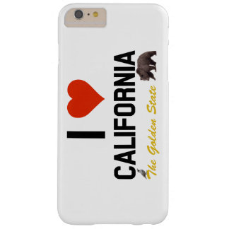 I love California Barely There iPhone 6 Plus Case