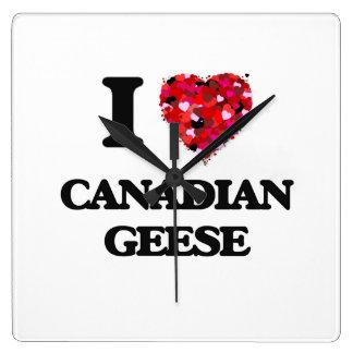 Canada Goose' official clock