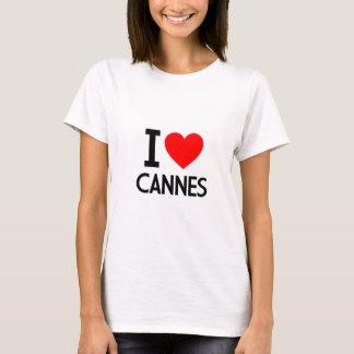 I Love Cannes T-Shirt