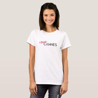 I Love Cannes (W) T-Shirt