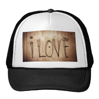 I love cap