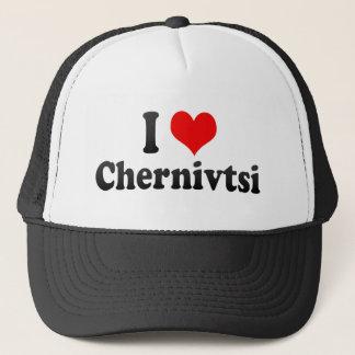 I Love Chernivtsi, Ukraine Trucker Hat