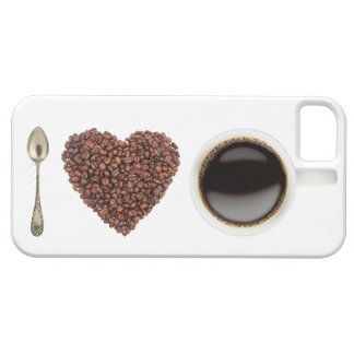 I Love Coffee iPhone 5 Cases