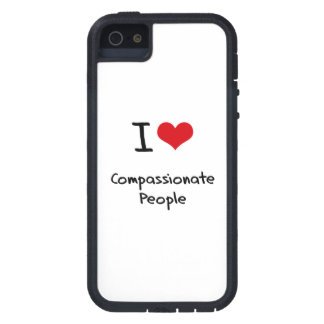I love Compassionate People iPhone 5 Covers
