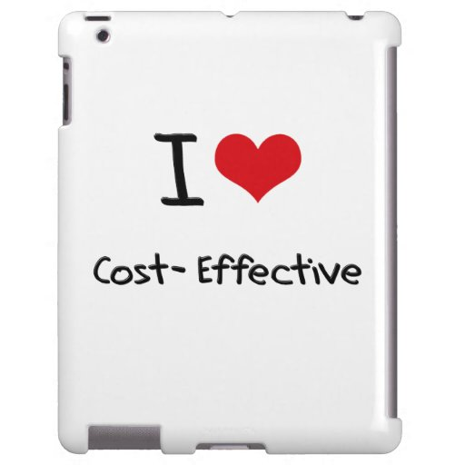 I love Cost-Effective