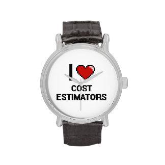 I love Cost Estimators Watch