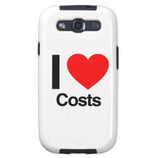 i love costs samsung galaxy s3 cover