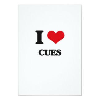 I love Cues Custom Announcements