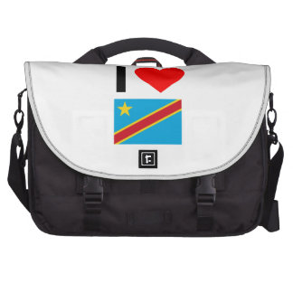 i love democratic republic of the congo bags for laptop