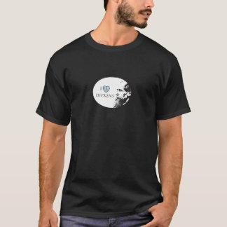 I Love Dickens Women's Tshirt