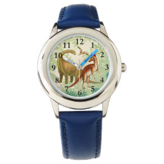 I Love Dinosaurs Kids Watch