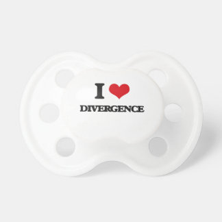 I love Divergence BooginHead Pacifier