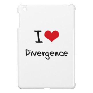 I Love Divergence Case For The iPad Mini