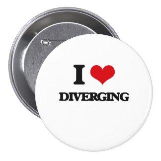 I love Diverging Pins