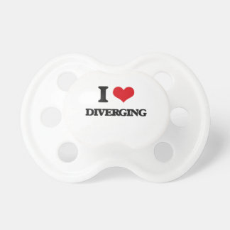 I love Diverging BooginHead Pacifier