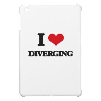 I love Diverging iPad Mini Covers