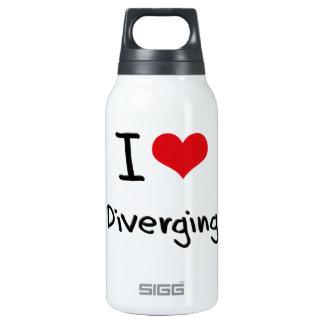 I Love Diverging