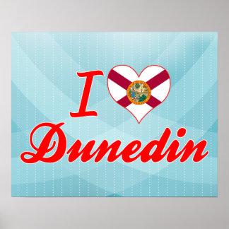 I Love Dunedin, Florida Posters