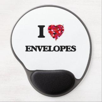 I love ENVELOPES Gel Mouse Pad