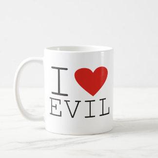 I love evil despicable me mug