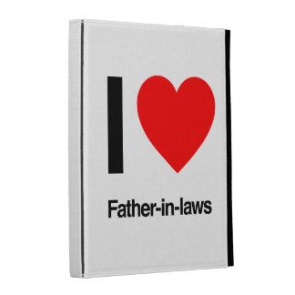i love father in laws iPad cases