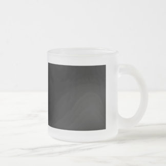 I Love Figure Skaters Frosted Glass Mug