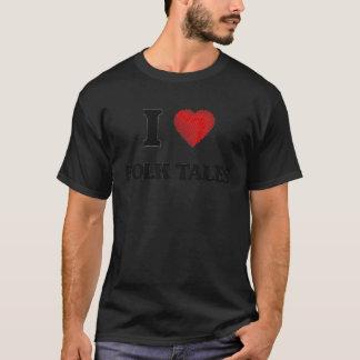 I love Folk Tales T-Shirt