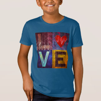 I Love Forests! Kid's T Shirt