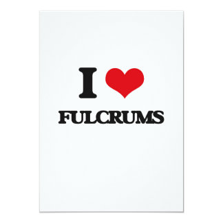I love Fulcrums Cards