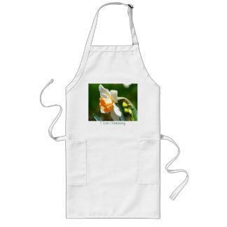I Love Gardening Daffodil Apron