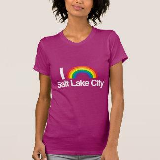 I LOVE GAY SALT LAKE CITY -- .png Tshirts