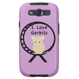 I Love Gerbils Samsung Galaxy SIII Case