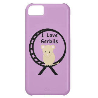 I Love Gerbils iPhone 5C Cases