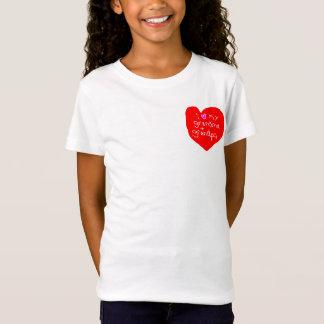I Love Grandma and Grandpa T-Shirt