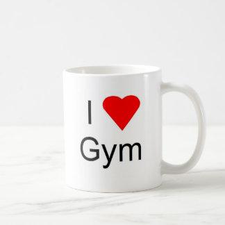 I love gym coffee mug