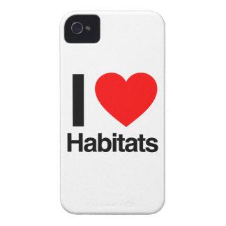 i love habitats iPhone 4 Case-Mate case